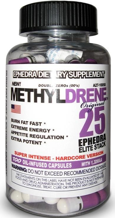 Methyldrene-25 Elite (Cloma Pharma)
