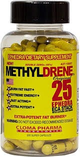 Methyldrene-25 Original (Cloma Pharma)
