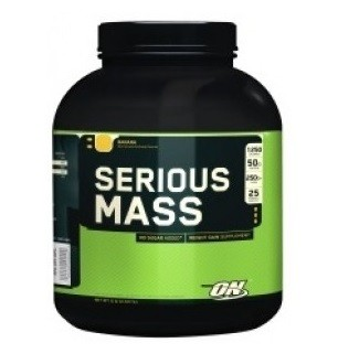 Optimum Nutrition Serious Mass АКЦИЯ