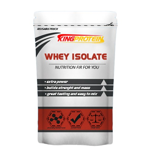 King Protein Isolate Protein