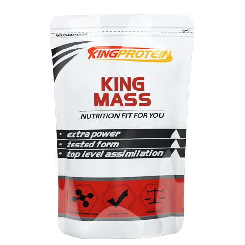 King Protein King Mass