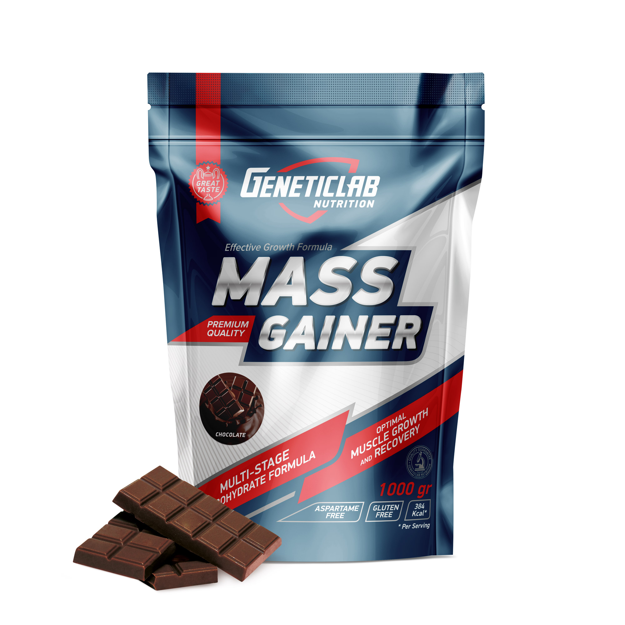 Genetic Lab Mass Gainer