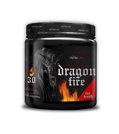 Invitrolabs Dragon Fire