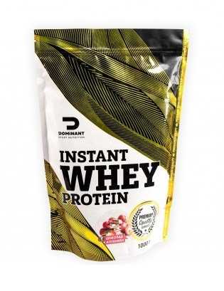 Whey Protein (Dominant)