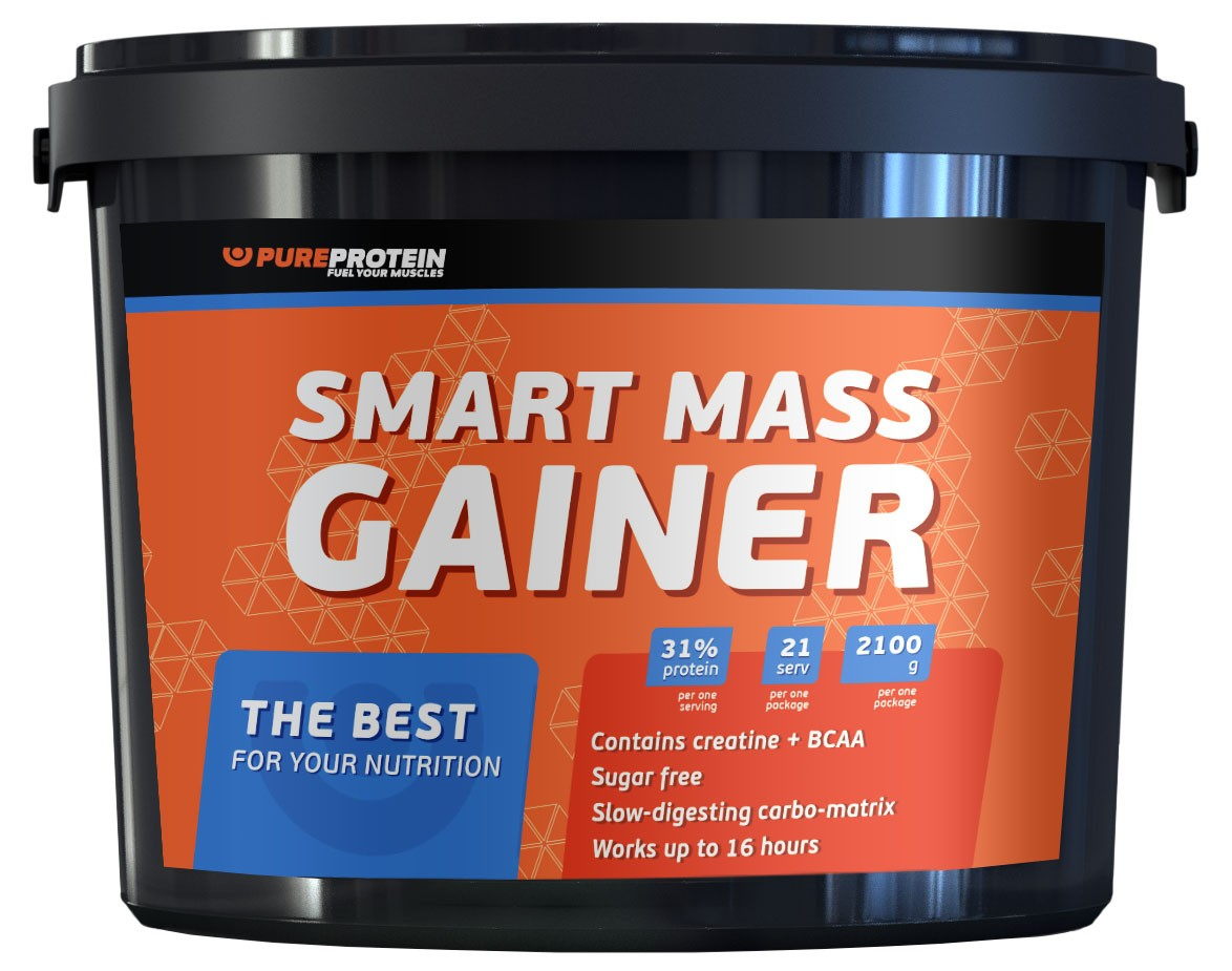 Pure Protein Smart Mass Gainer