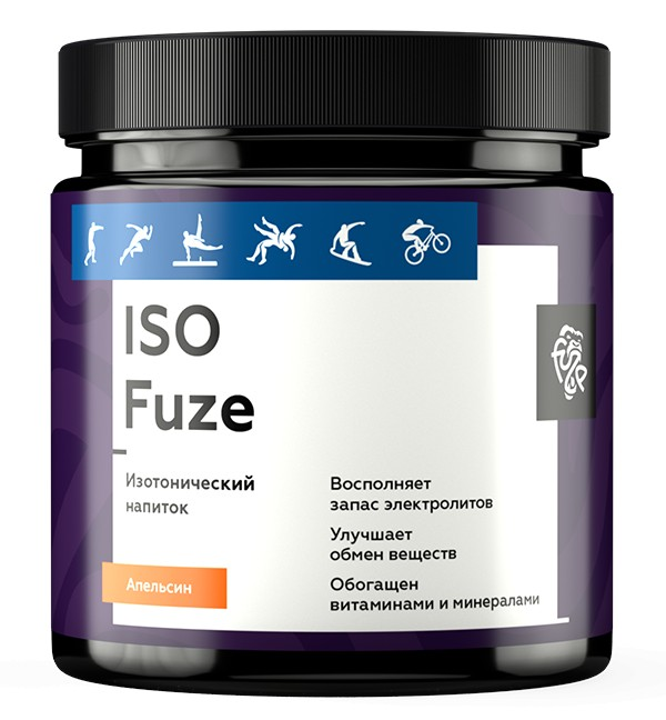 ISO Fuze (Pure Protein)