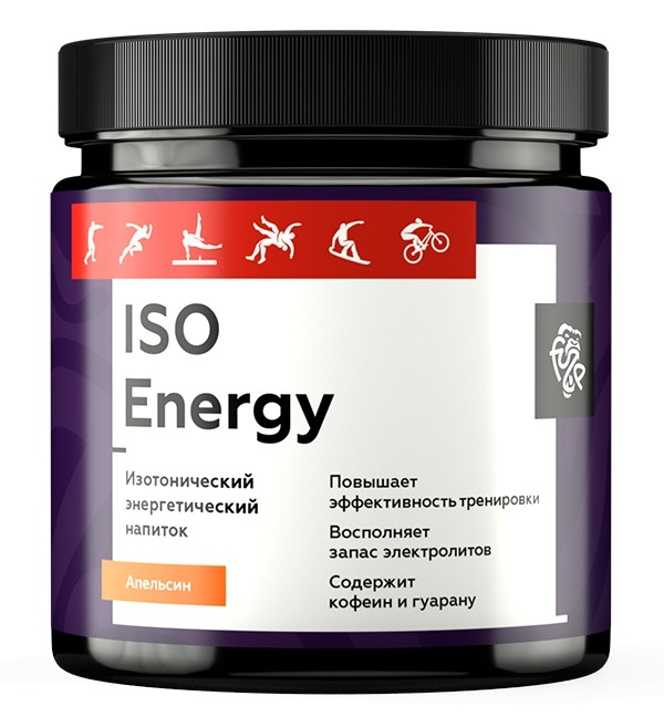 Pure Protein ISO Energy