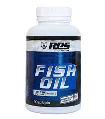 Fish Oil (Russian Performance Standard)