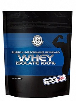 Russian Performance Standard Whey Isolate