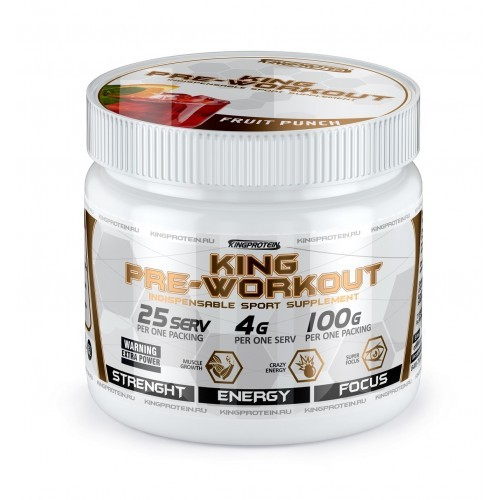 Pre-Workout (King Protein)