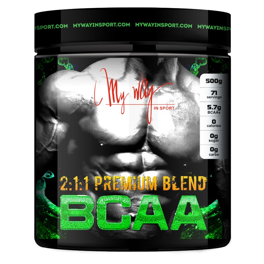 BCAA 2:1:1 Premium Blend (My Way In Sport)