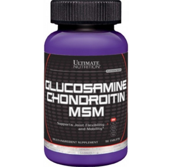 Glucosamine  MSM (Ultimate Nutrition)