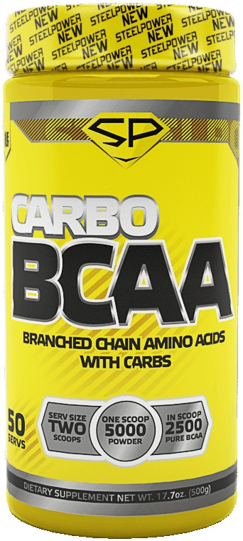 Carbo BCAA 2:1:1 (Steel Power Nutrition)