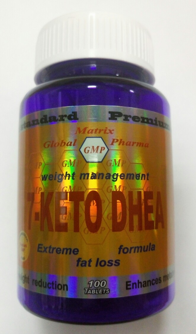 Active Generation 7-Keto DHEA 100 таблеток
