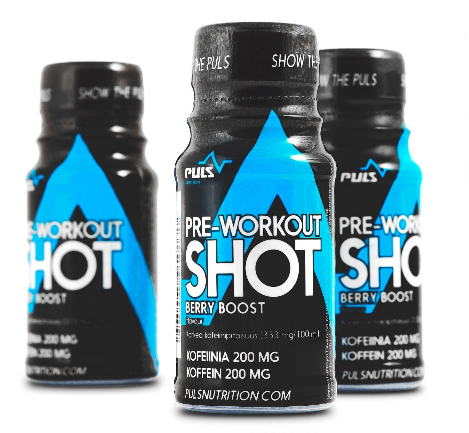 Pre-Workout Shot (Puls Nutrition)