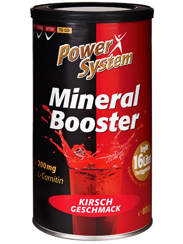 Mineral Booster (Power System)