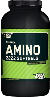 Amino 2222 Softgels (Optimum Nutrition)