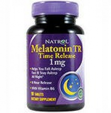 Melatonin 1mg Time Release