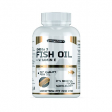 Fish Oil + Vitamine E