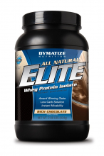 All Natural Elite Whey